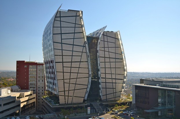 The Alice Lane Towers in Johannesburg