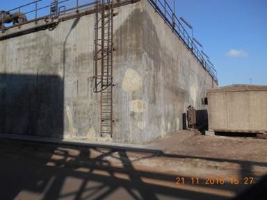 Factory Water Tank (Emirates Steel Industries) | PENETRON