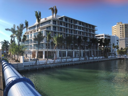 Crystalline Waterproofing Elevator Pit : Grand beach hotel bay harbor built on penetron