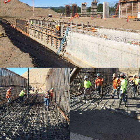 PENETRON ADMIX-treated concrete ensures that the 624-foot long transfer tunnel is now impermeable to water, making the Marine Terminal 5 in Portland more durable.