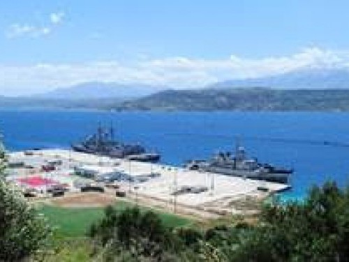 Souda Bay Naval Base, Greece