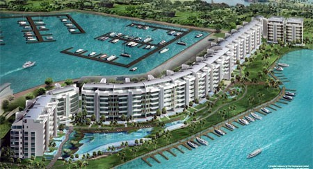 """W"" Residences at Sentosa Cove"