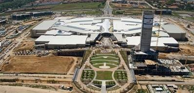 PENETRON Provides Permanent Protection for the Mall of Africa