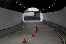 PENETRON crystalline materials were used for the concrete walls and drainage systems in both tunnels.