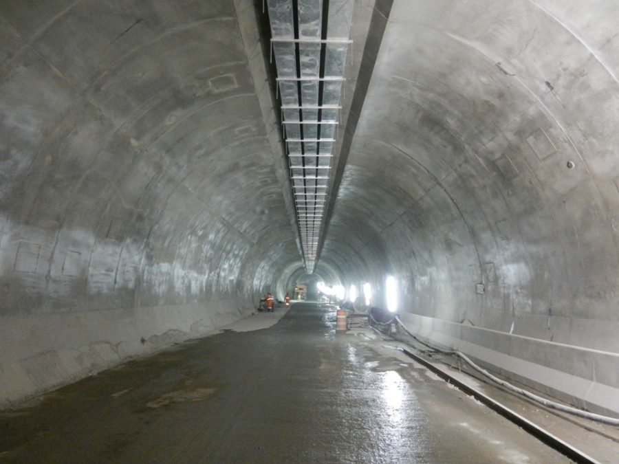 Corredor Duarte Tunnel