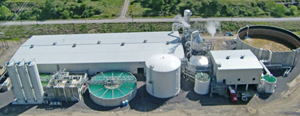 Northern West Virginia advanced water treatment facility