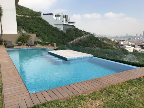 Penetron is the Standard for Exclusive Luxury Pools in México