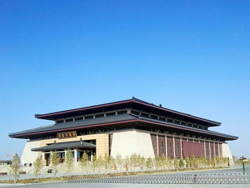 Curtain Goes Up on China's Dunhuang Grand Theater Built on Penetron