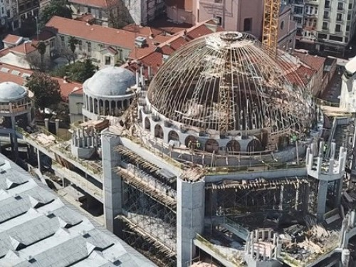 PENETRON Provides Fundamental Structures for Istanbul Mosque