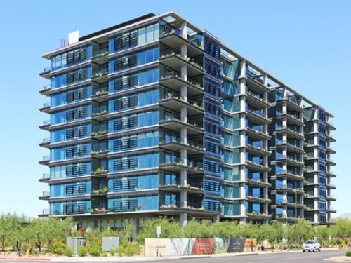 Consistent Performance by PENETRON Wins Optima Kierland Project