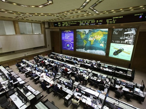 Mission Accomplished: Penetron Repairs Russia's Mission Control