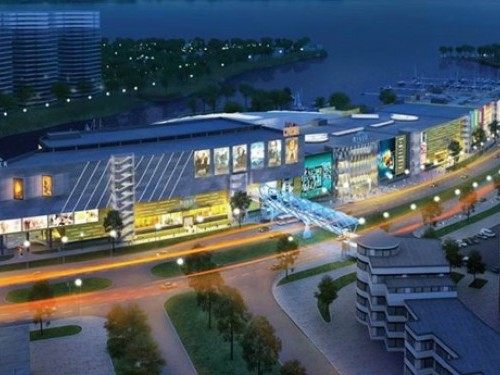 PENETRON Technology Provides Durability for Dagestan Mall