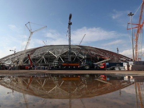 PENETRON Technology Helps Russia Stage the FIFA World Cup