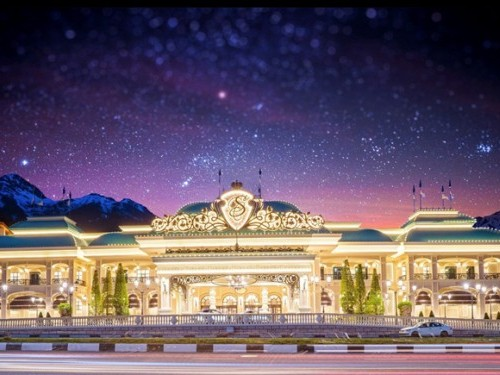 Penetron Crystalline Technology Is a Sure Bet for Sochi Casino