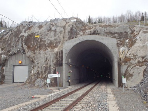 Penetron Technology at Work in the Tunnels of Sweden