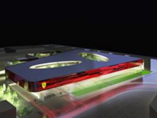 Ferrari F1 Headquarters Penetron Total Concrete Protection